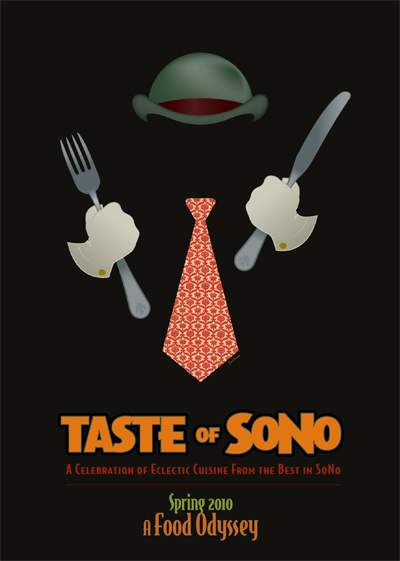 Hat Man, Taste of SoNo