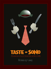 about taste of SoNo